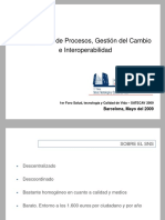 [PD] Presentaciones - Reingenieria de Procesos