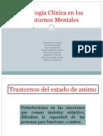 Psicología Clínica en Los Trastornos Mentales
