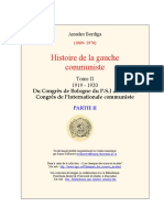 Amadeo Bordiga, Histoire de la gauche communiste. Tome II, partie II « 1919 – 1920 »..pdf