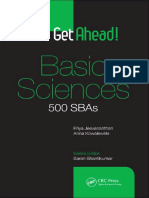 Get Ahead! Basic Sciences 500 SBAs