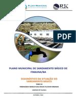 PLANO MUNICIPAL DE SANEAMENTO BÁSICO DE ITABUNA/BA