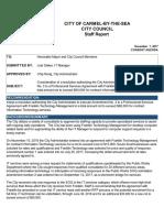 Amendment No. 3 PSA Franklin Technology Management 11-07-17