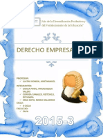Word Derecho Empresarial