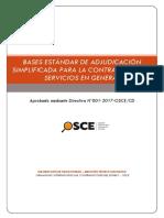 Bases Maquinaria Osce PERU