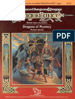 DL5 - Dragons of Mystery