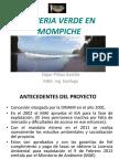 Minería Verde en Mompiche