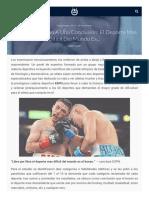 Boxeo Deporte Más Dificil