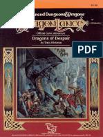DL1 - Dragons of Despair