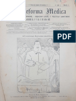 La Reforma Médica N° 1, 1915