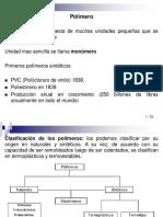 Polímeros Unidad II