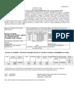 Form 16A. Tata Capital