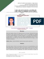 Articulo Cientifico_Carga y Descarga Baterias HV