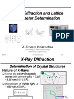 02-X-ray diffraction and lattice parameter determination.pdf