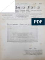 La Reforma Médica N° 4, 1915