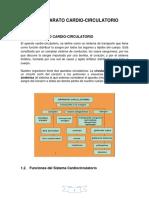 El Aparato Cardiocirculatorio