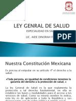 Ley Genral de Salud