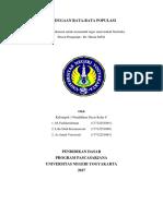 Kelompok 1 - Pendugaan Rata-rata Populasi (Pertemuan 9) (1)