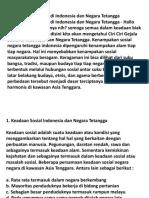 Ppt Ilmu Pengetahuan Sosial