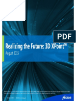 3D XPoint Public Customer Deck Final 8615