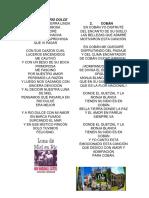 5 Canciones Guatemaltecas 2