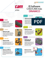 Master Cam spanish catalogo