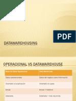 DBDD - Clase 11 - DataWarehousing