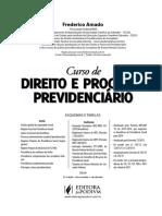 Avulsas Cursodedireitoeprocessoprevidencirio 5aed 140124144444 Phpapp01