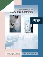 Manual de Boas Prática Em Terapia Renal Substitutiva