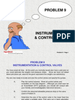 problem 09 - Instrumentation & Control Valves.ppt