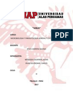 Virus - Microbiologia y parasitologia