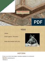 Escayola - Yeso