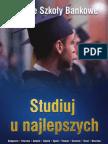 Studiuj u najlepszych - Wyższe Szkoły Bankowe - rankingi 2010
