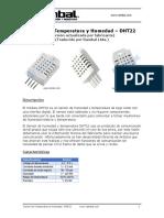 Sensor Tem Hum DHT22