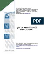 Es la andragogía una ciencia.pdf