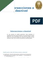 Interseccion a Desnivel DG2014 - Peru