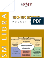ISO 20000 Pocket Guide
