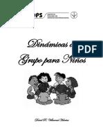 Dinámicas de Grupo para Niños ( FOLLETO ).docx