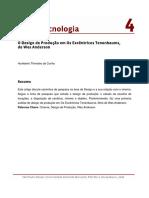 CUNHA - O Design de Produção Em Os Excêntricos Tenenbaums