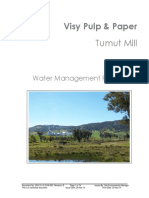 Water+Management+Plan - VISY
