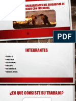 Funciones y Responsabilidades Del Brigadista de Combate y Prev. Inncendios (Euipo 3)