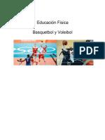 Voleibol y Basquetbol
