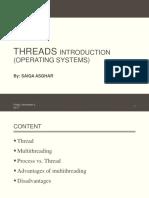 Threads Intro