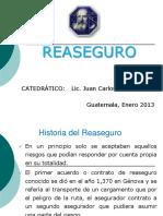 Historia Reaseguro