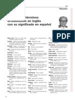 Diccionario Ingles 2