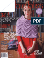 Debbie Bliss Knitting Magazine - Fall Winter 2014