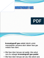 Kromatografi Gas Stikes