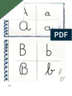 abecedario 2° parte