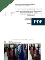 Laporan Kegiatan Penyuluhan Kesehatan Jamaah Haji