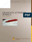 Rubric Handbook - University of Manitoba FINAL June 2015