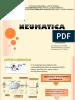 Presentación neumatica